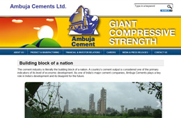 AMBUJA CEMENT